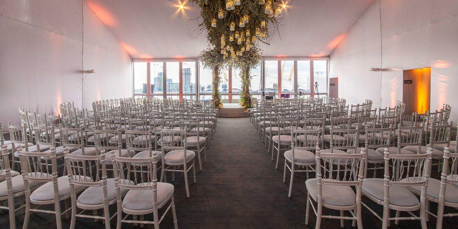Luxury Lighthouse Wedding Jewish Event Bride JustSeventy