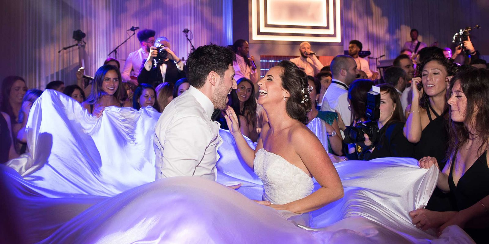 Luxury Lighthouse Wedding Jewish Event Bride JustSeventy