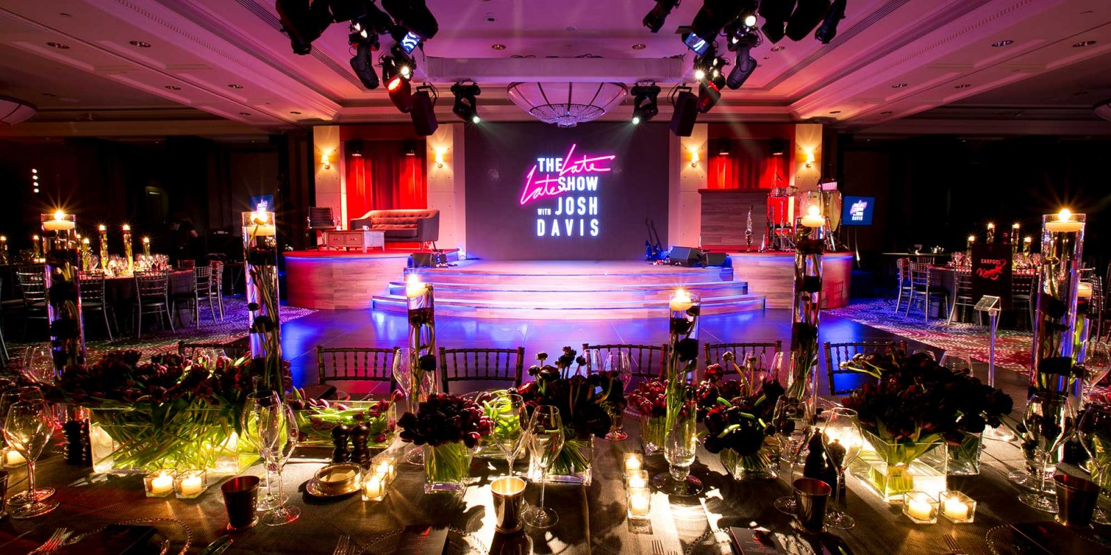 Barmitzvah Rosewood London TV Television Event Party Immersive JustSeventy