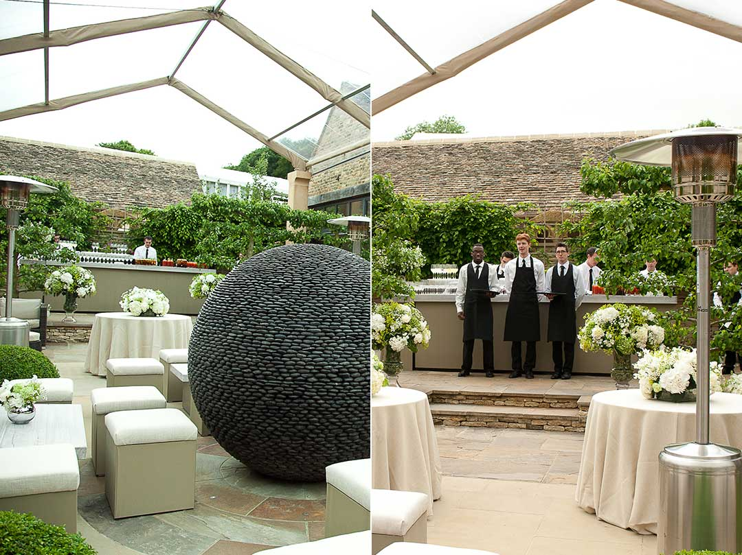 Luxury Wedding Marquee Event Cotswolds Bespoke JustSeventy Bride Groom