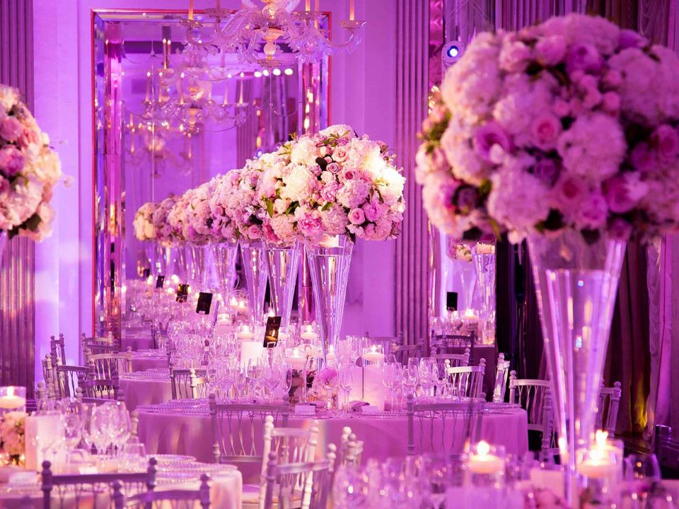 Luxury Bespoke Design Birthday Party Event Celebration JustSeventy
