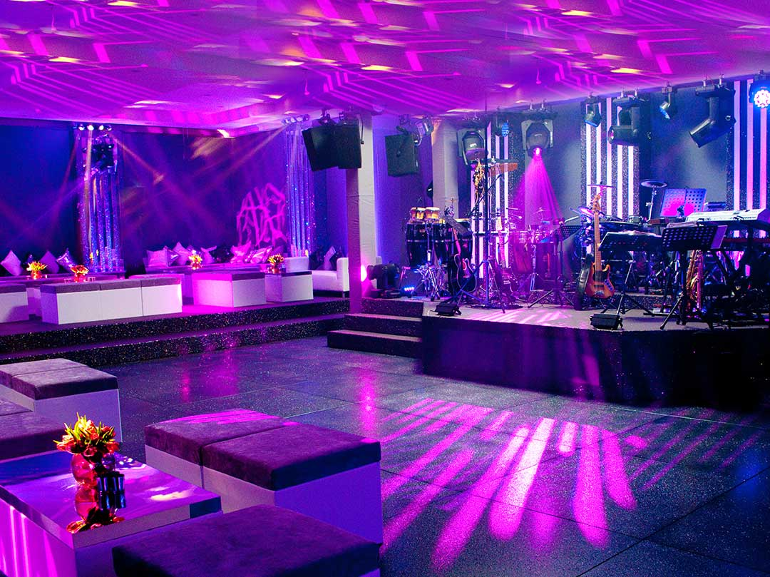 Birthday Party Event JustSeventy Castle Traditional Luxury Bespoke